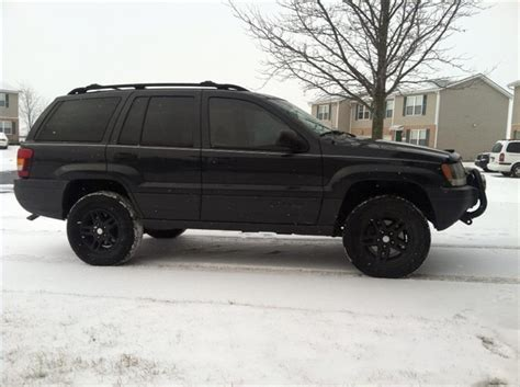 2003 Jeep Grand Lifted 02cavyls 2003 Jeep Grand Cherokeelaredo Sport Utility 4d