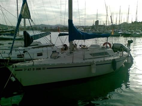 used boats javea beneteau first 30 e in puerto de j 225 vea sailing cruisers