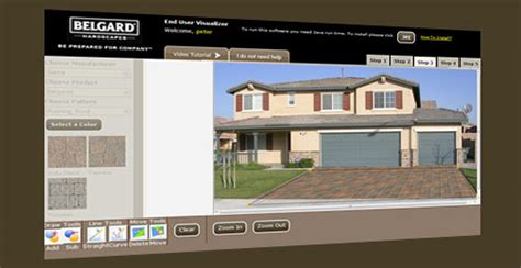 online visualizer belgard online visualizer the brickyard
