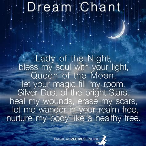 Chant Of Light by Magical Recipies Magic