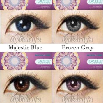 bausch and lomb contact lenses color chart choice image