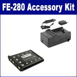 olympus fe 280 digital camera accessory kit