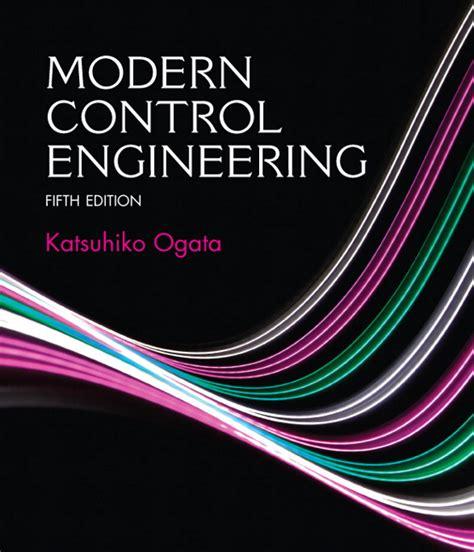 Ogata Modern Control Engineering 5th Edition Pearson