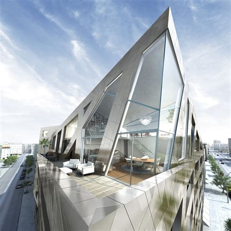 How To Organize Your Apartment by Gallery Of Daniel Libeskind Designs Apartment Building For