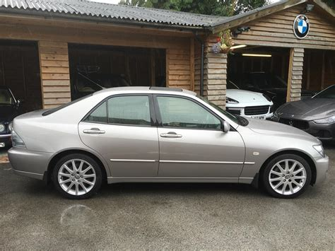 used lexus is 200 used 2004 lexus is 200 le for sale in manchester pistonheads