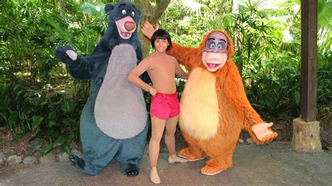 pictures of jungle book characters mowgli jungle book characters