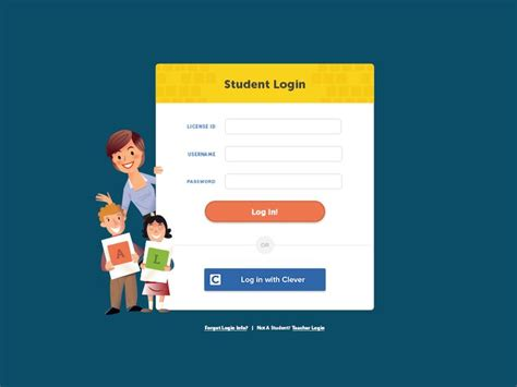 student login card template iready student login antitesisadalah x fc2