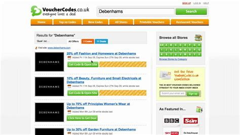 discount vouchers debenhams debenhams discount codes learn how to use a debenhams