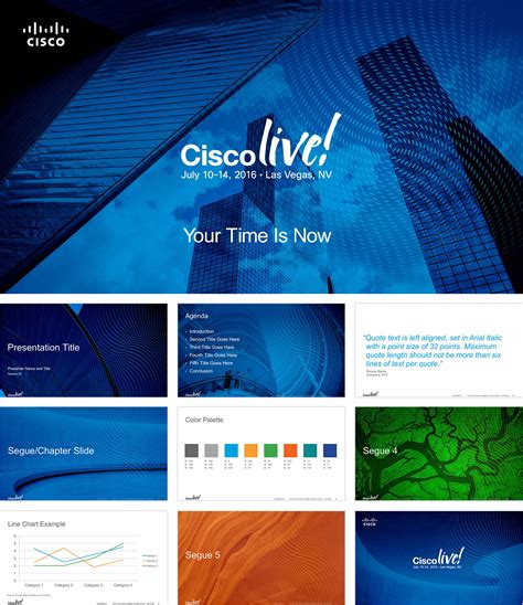 Decca Design Cisco Cisco Powerpoint Template