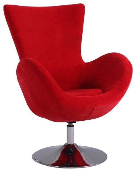 fun chairs for living rooms chintaly wynter modern fun swivel accent chair 2001 acc