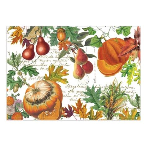 michel design works home fragrance spray pumpkin melody ebay michel design works fabric placemats pumpkin melody