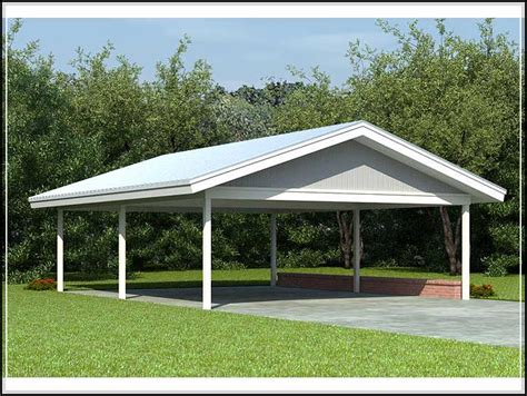 car port design choosing the best carport designs for the safety of your