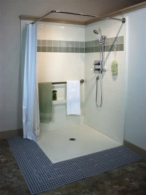 Shower Without Door Or Curtain by Walk In Shower Without Door In Recent Homesfeed