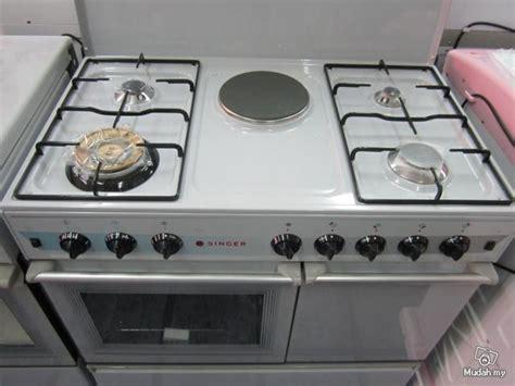 aku bukan bidadari cooker hob dapur masak jenis tungku gas atau elektrik