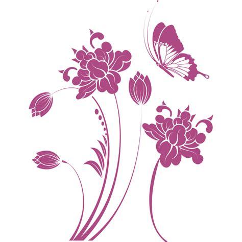 imagenes mariposas rosas rosas y mariposa artivinilo