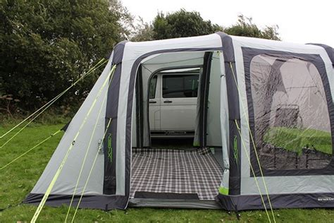 blow up drive away awnings inflatable drive away awning for motorhome