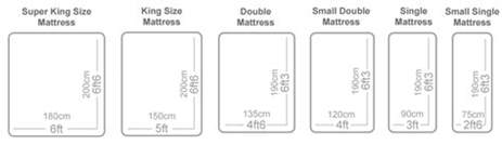 bed sizes uk gtgt save up to 47 how big is a size