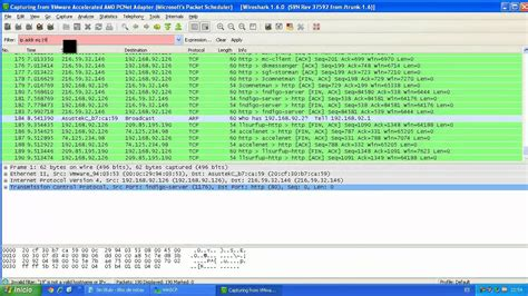 Tutorial De Wireshark | tutorial de wireshark 1 youtube