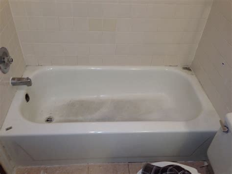 reglaze bathtub before after colorado tub repair