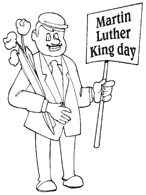 martin luther king coloring pages martin luther king jr coloring pages and worksheets best