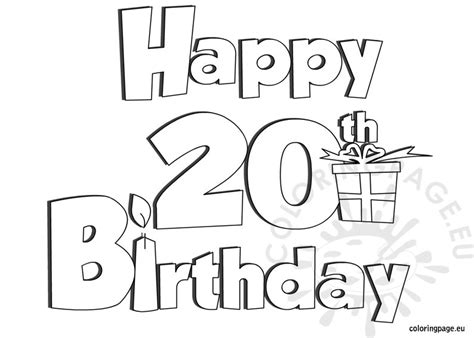 happy birthday uncle coloring pages images