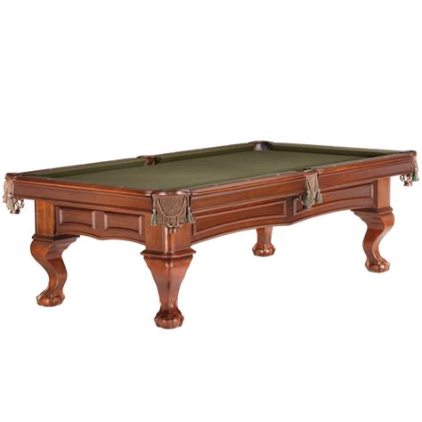 brunswick westcott 8 ft pool table