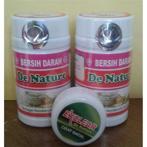 Obat De Nature cara pesan de nature indonesia herbal