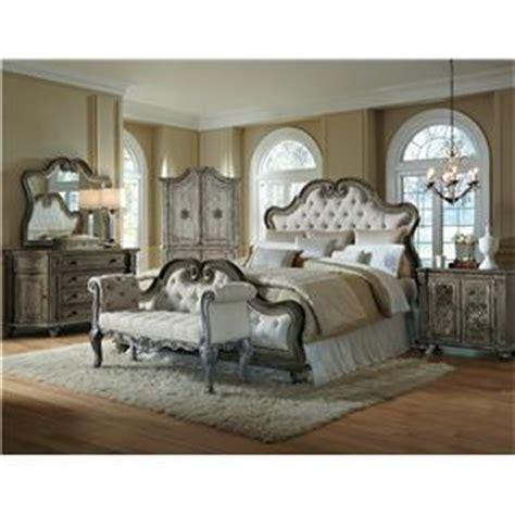 arabella bedroom furniture pulaski furniture arabella king upholstered bed powell s