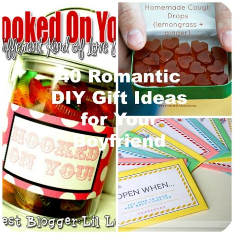 gifts boyfriend 40 diy gift ideas for your boyfriend you can make