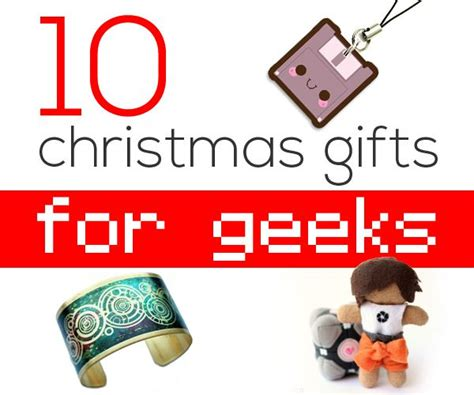 10 christmas gifts for geeks awesome products pinterest