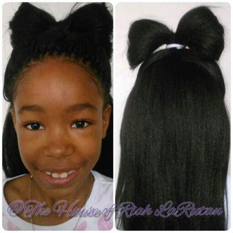 crochet braids for kids straight crochet braids for kids the hairdo i do