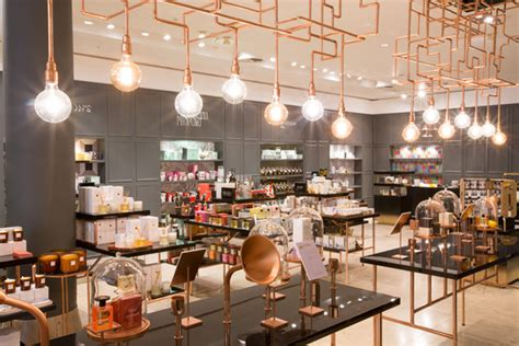 candele shop selfridges launches fragrance and candle
