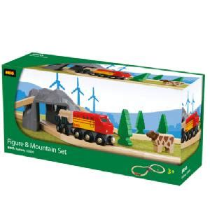 brio figure 8 train set brio world figure 8 mountain set 33020 buy toys from the