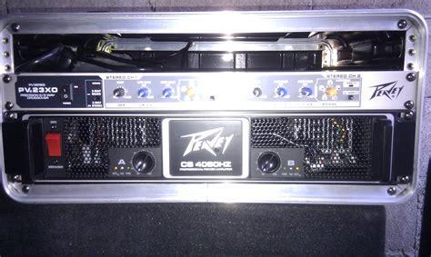 Peavey Cs 4080 Power Lifier peavey cs 4080hz image 333618 audiofanzine