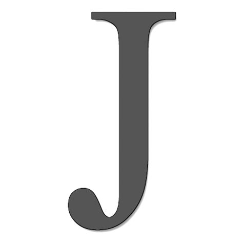 j a letter j template best free home design idea