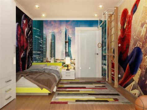 Cooles Kinderzimmer Junge by Coole Tapeten F 252 Rs Teenagerzimmer Wundersch 246 Ne Ideen
