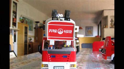 Feuerwehr Playmobil 3085 by Feuerwehr Playmobil Playmobil Feuerwehr Sammlung Teil 7