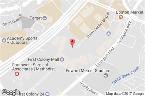 colony mall hours address directions