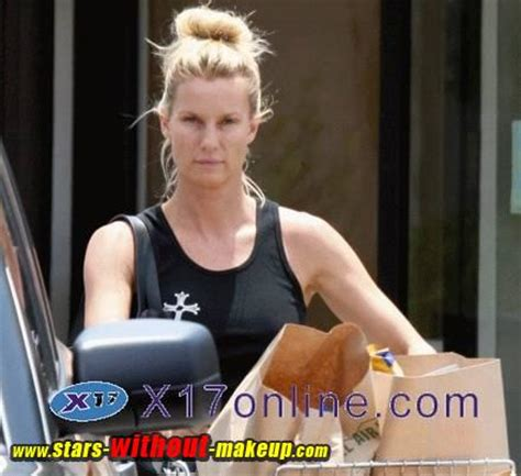 best christie brinkley without makeup for you   wink and a