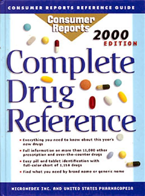 pharmacy reference books list erowid library bookstore complete reference