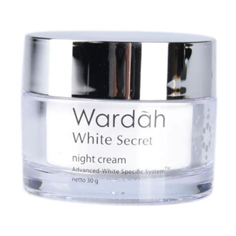 Produk Wardah White Secret jual wardah white secret 30 g harga