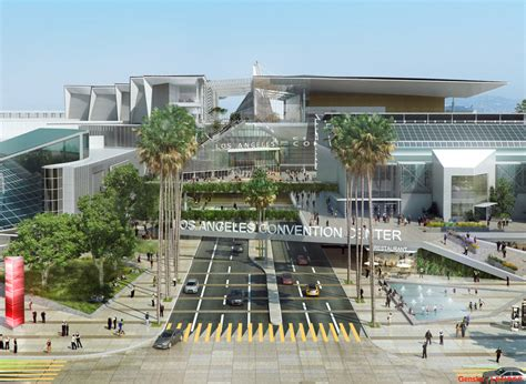 Home Design Miami Convention Center by City Of Los Angeles Announces Three Convention Center