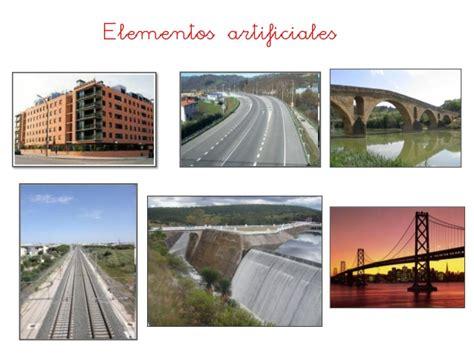 imagenes de elementos naturales y artificiales el paisaje primer ciclo primaria
