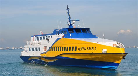 ferry from singapore to bintan bintan ferry via tanjung pinang online booking klook