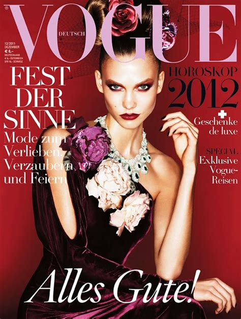 Cover Wars Vogue China Vs Vogue Japan by Vogue S Covers Karlie Kloss