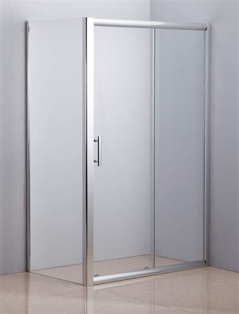 1200 X 700 Sliding Door Safety Glass Shower Screen By Glass Door Safety