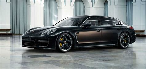 porsche panamera exclusive porsche panamera exclusive series autofluence