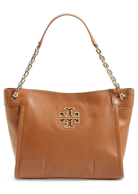 Burch Small Slouchy Tote burch burch small britten leather slouchy tote