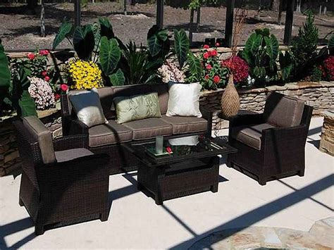 rustic outdoor patio furniture rustic iron patio furniture iron patio furniture ideas home design by fuller