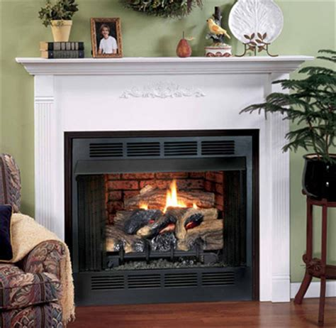 Vent Free Gas Fireplace Installation by Comfortflame